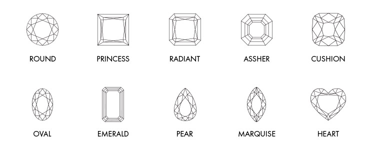 Diamond Shapes (2)